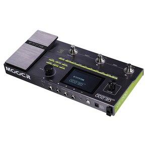 Image 5 - MOOER GE200 Amp моделирование и многофункциональные эффекты 55 высококачественных моделей усилителей аксессуары для педалей гитарных эффектов