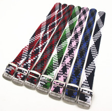 New arrived Hot Wholesale 10PCS/lot 20MM nylon straps perlon straps weave straps watch strap Watch band colorful color -PS005 все цены