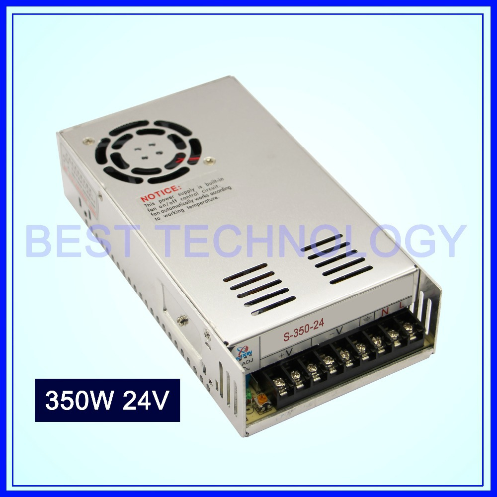 switching power supply 350W 24V DC Switch Power Supply Single Output!! For CNC Router Foaming Mill Cut Laser Engraver Plasma!!
