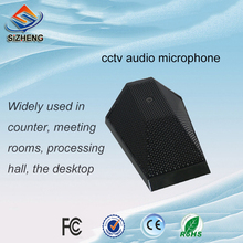 SIZHENG COTT-S4 Desk CCTV microphone audio monitoring video surveillance security solutions for indoor environments
