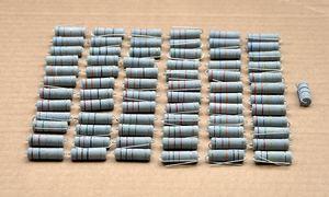 Image 4 - 5 watt metal oxide weerstanden assortiment kit
