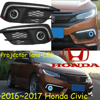 Car Styling Car Daytime Light Free Ship LED Car Fog Light 2ps Set Car Headlight Car