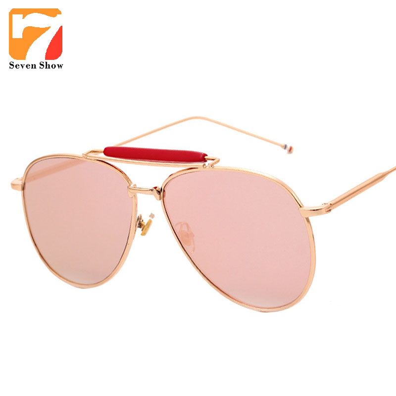 dd4b7c72925e1 Steampunk óculos de Sol Óculos de Sol Das Mulheres Designer De Marca Do  Vintage Para Senhoras Revestimento Sunglass Gafas de sol Oculos Shades  Feminino