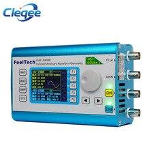 FY2300H de Doble Canal de Alta Frecuencia del Generador De Señal de forma de Onda Arbitraria de 25 MHz 250MSa/s 100 MHz medidor de Frecuencia DDS