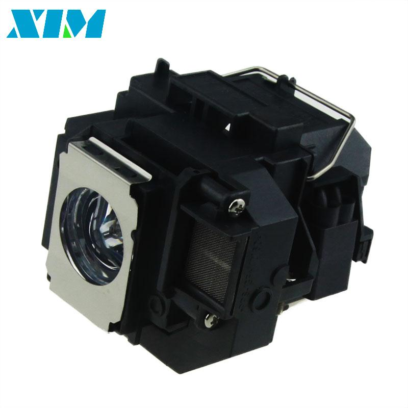 Manufacturer Projector Replacement Lamp Module for Epson EB-W8D / PowerLite Presenter / H335A / ELPLP55 / V13H010L55 pcf8591 8 bit a d d a converter module