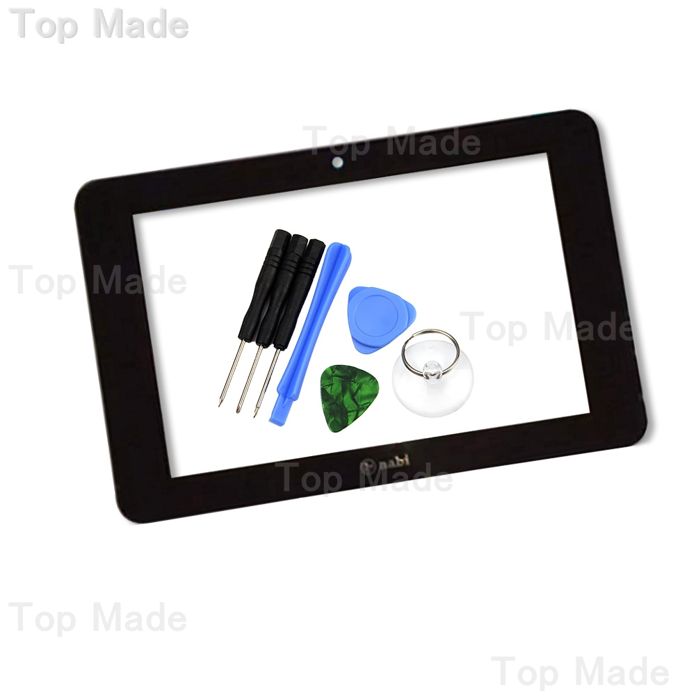 7 inch Touch Screen for Fuhu Nabi 2S SNB02-NV7A Tablet PC Digitizer Glass Panel with Free Repair Tools