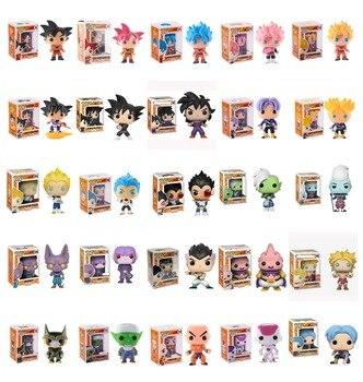 Funko pop официальный Амин Dragon Ball Виниловая фигурка Коллекционная модель игрушки