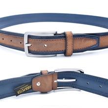 Designers Casual Patchwork Men Belt