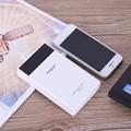Pisen Универсальный 10000 мАч Power Bank Powerbank внешняя батарея с 1A/2A Dual USB Порт и ЖК-Дисплей Для iPhone Huawei Xiaomi