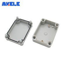 IP65 Waterproof Electrical Box ABS Material Diy Instrument Case Enclosures For Electronics Wire Junction Box