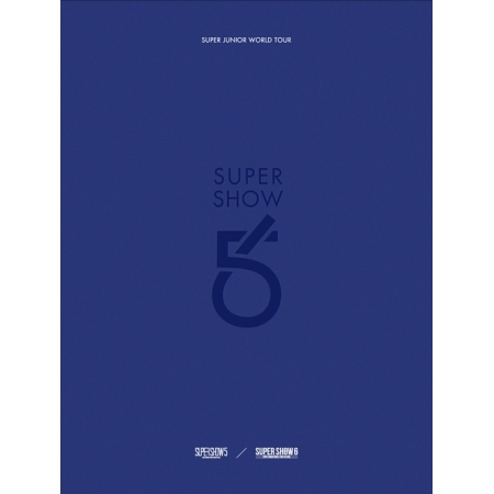 SUPER JUNIOR WORLD TOUR [SUPER SHOW 5&6] Release Date 2015-11-10 KPOP ALBUM 2013 g dragon world tour one of a kind the final in seoul world tour [ booklet 3 photocards] release date 2014 2 12 kpop
