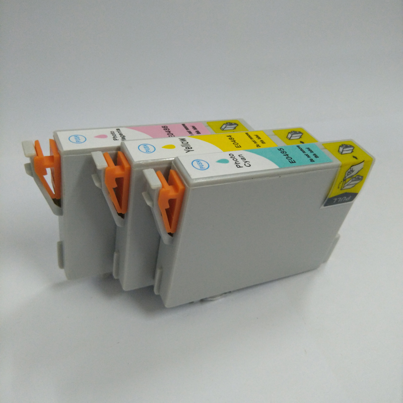 T0481 Epson T0481 үшін сия картриджі - T0486 Stylus - Кеңсе электроника - фото 5