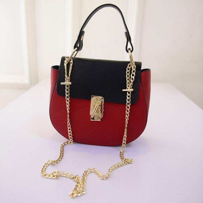 Woman Messenger Bags Designer Handbag Cross body Chain Shoulder Bag High Quality Faux leaher