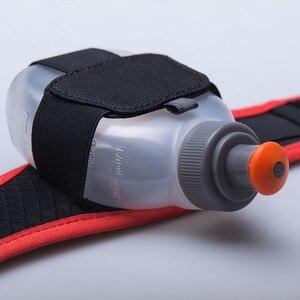 Image 5 - AONIJIE W937, сумка для бега, велоспорта, гидратации, поясная сумка, поясная сумка, держатель для телефона 170 мл, бутылки для воды