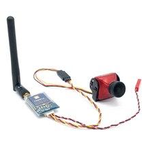 5,8G 40CH 600mW AV передатчик+ HS1177 800TVL камера FPV комбинированная система с микрофоном супер задний светильник для квадрокоптера FPV гоночный Дрон