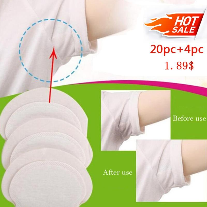 Deodorant Shield Underarm-Pads Armpit-Absorbent-Pads Sweat-Perspiration-Pads Disposable