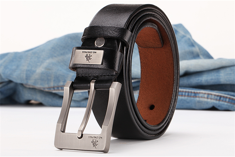 HTB11Z3IadfvK1RjSszhq6AcGFXaC - NO.ONEPAUL buckle men belt High Quality cow genuine leather luxury strap male belts for men new fashion classice vintage pin