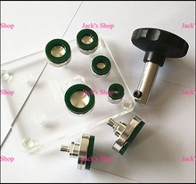 Nueva Variedad de 7 unids Herramientas Abridor de Caja de Llave con Llave para la Reparación Del Reloj