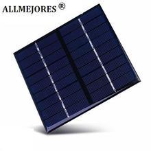 Solar-Panel Monocrystalline/polycrystalline 9V 2W 1 for Diy High-Quality 115mm-X-115mm