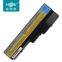 HSW Battery For Lenovo Y430 V450 Batteries Y430g L08O6D01 L08S6D01 Laptop Batteries
