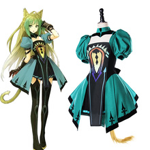 FGO Fate Grand Order Fate Apocrypha Atalanta Tube Tops Dress Halloween Uniform Outfit Anime Cosplay Costumes