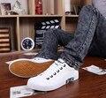 Kuang MING lona zapatos de hombre zapatos casuales zapatos moda para ayudar a baja permeabilidad asequible y de calidad zapatos