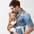 Bebear 2017 Multifunctional Baby Carrier Backpack Hipseat Pognae Suspenders Summer Bags Baby Wrap Infant Insert Baby Carrier