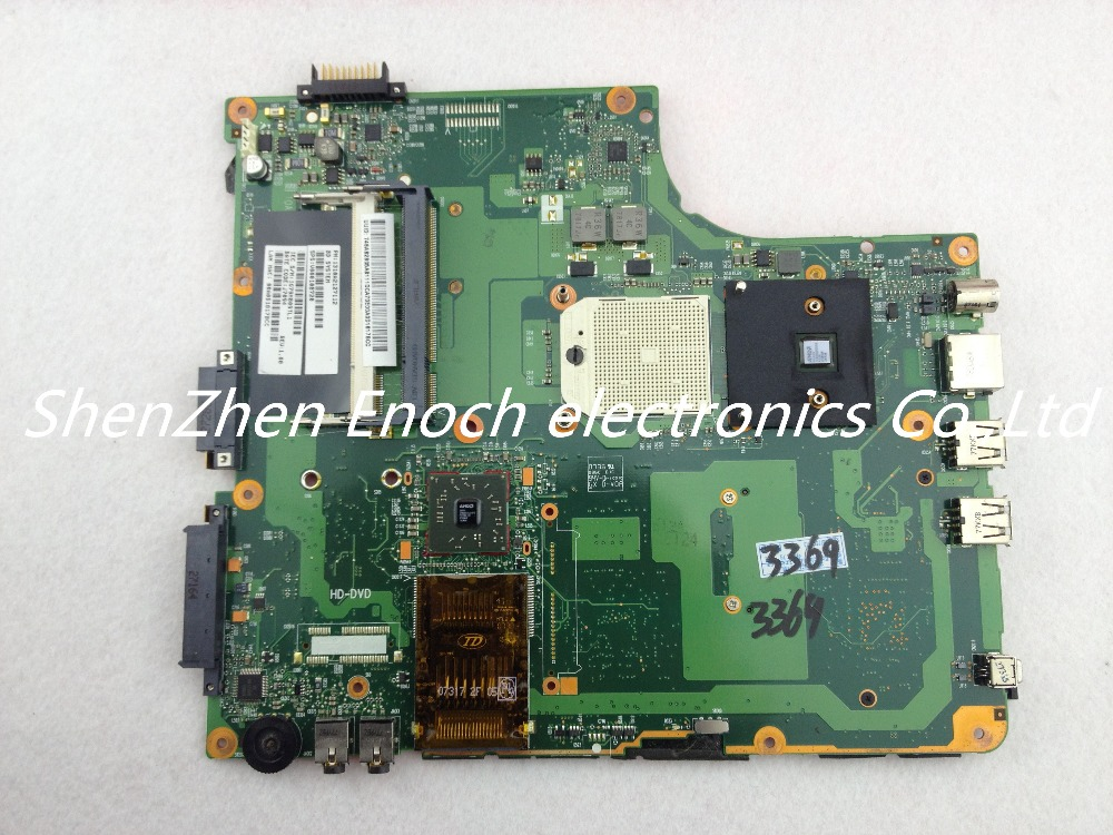 ФОТО For Toshiba satellite A215 A200D integrated laptop motherboard V000108720 6050A2127101-MB-A02     stock No.888