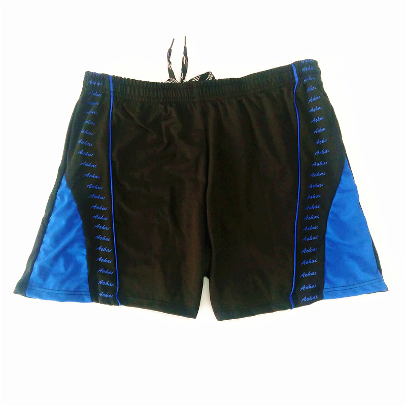 Men 39 s Board Shorts trunks New Alphabet splicing Beach shorts plus size Obesity under water Shorts A18014 in Board Shorts from Men 39 s Clothing