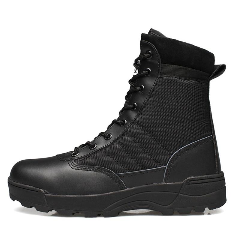 Punção Size À Sapatos Bege Men'sbreathable preto Trabalho De Prova Livre Plus Malha Botas slip Aço Homens Biqueira Anti Segurança Ar Protetivas Ao Uadwcq