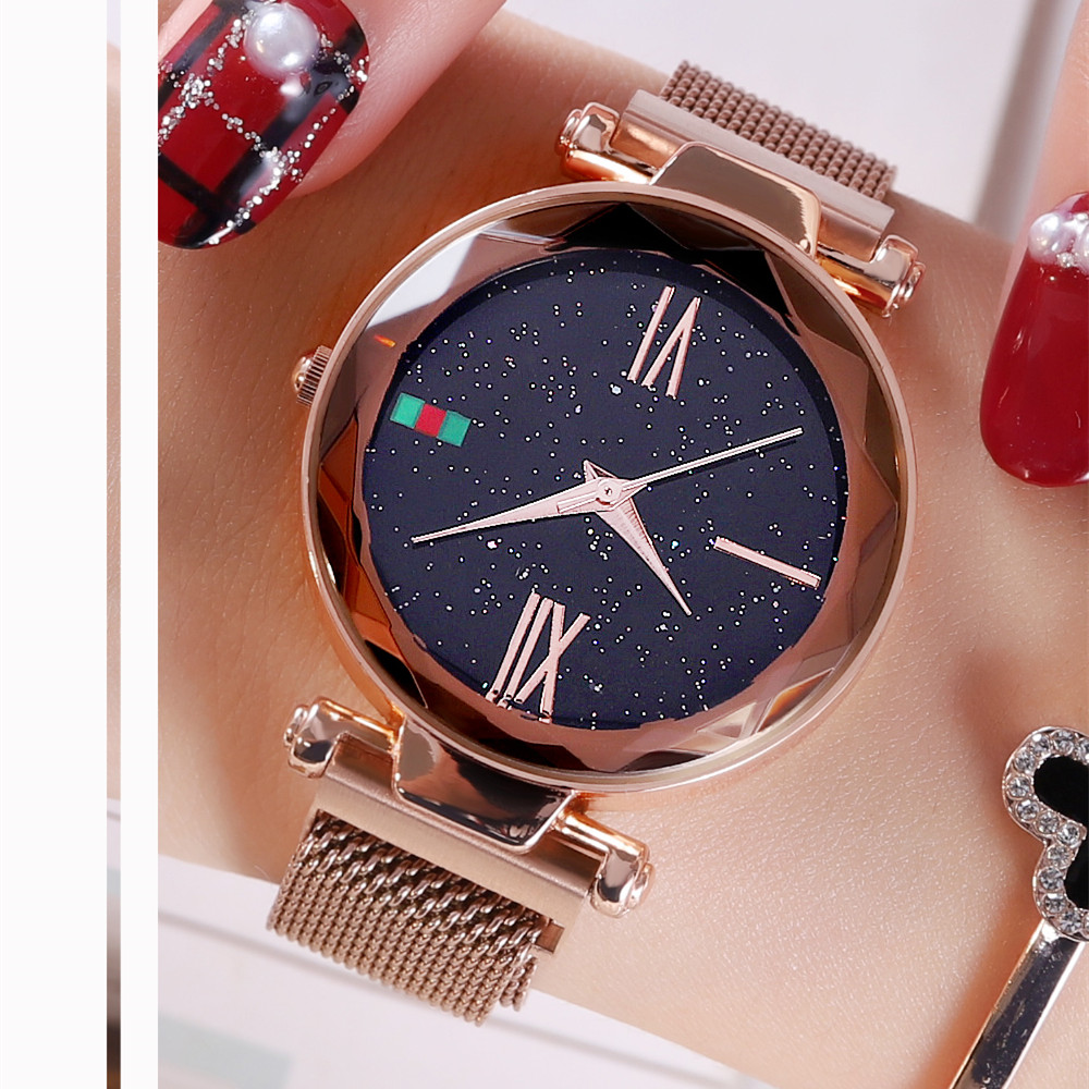 цена Hannah Martin 2018 Women Dress Watches Stainless Steel Watch Ladies Rhinestone Luxury Casual Quartz Watch Relojes Mujer