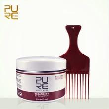 PURC Natural Keratin Hair Mask Deep Repair Damage Dry Hair E