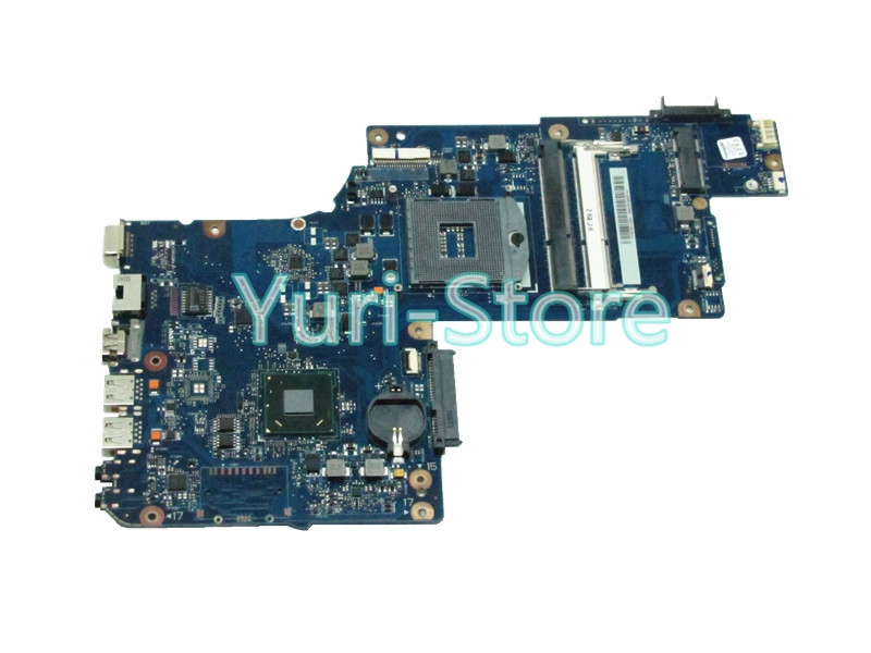 NOKOTION For Toshiba Satellite L875 L870 C870 H000043480 Main Board HM76 GMA HD4000 DDR3 nokotion h000067070 for toshiba satellite s55t laptop motherboard system board hm86 gma hd ddr3 mainboard