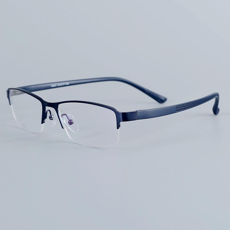Belmon Eyeglasses Frame Men Computer Optical Prescription Myopia Nerd Clear Lens Eye Glasses Spectacle Frame For Male RS16001 in Men 39 s Eyewear Frames from Apparel Accessories