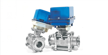 Two-way Stainless steel electric ball valve,DN65 motorized ball valve CR03/CR04 DC12V/DC24V motorized ball valve 3 4 dn20 ac220v 2 way stainless steel 304 electric ball valve cr03 wire