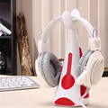 Factory Price Binmer New General Earphone Bracket Headphones Headset Hook Powerful Paste  Oct12