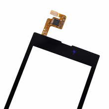 100% Brand New A  Quality  touch screen for Nokia lumia 520 touch screen digitizer touch panel touchscreen Black free shipping