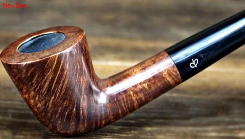7 imported briar wood pipes handmade long stem pipes for reading flavored tobacco pipes
