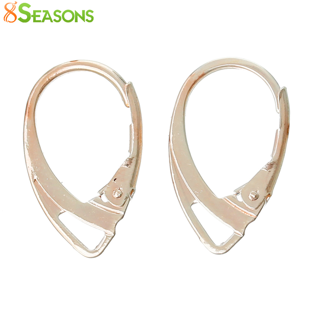 8seasons-earring-clip-findings-teardrop-rose-gold-color-lever-back-18mm-x-11mm-6-8-x-fontb3-b-font-8