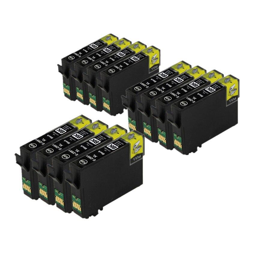 Compatible 29XL T2991 BK BLACK ink cartridge for EPSON XP-255 XP-257 XP-352 XP-355 XP-452 XP-455 XP 255 257 352 355 452 455