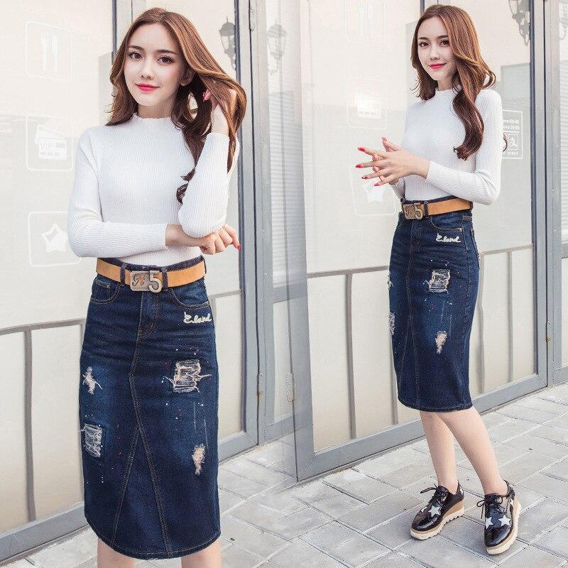 Джинсовые юбки маленьких размеров