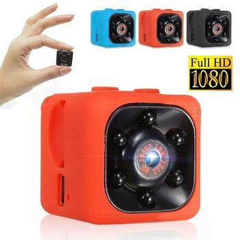 オリジナル SQ8 SQ11 ミニカメラ 1080 p 720 p ビデオレコーダーデジタルカムマイクロフル Hd 赤外線ナイトビジョン最小 DV DVR ビデオカメラ