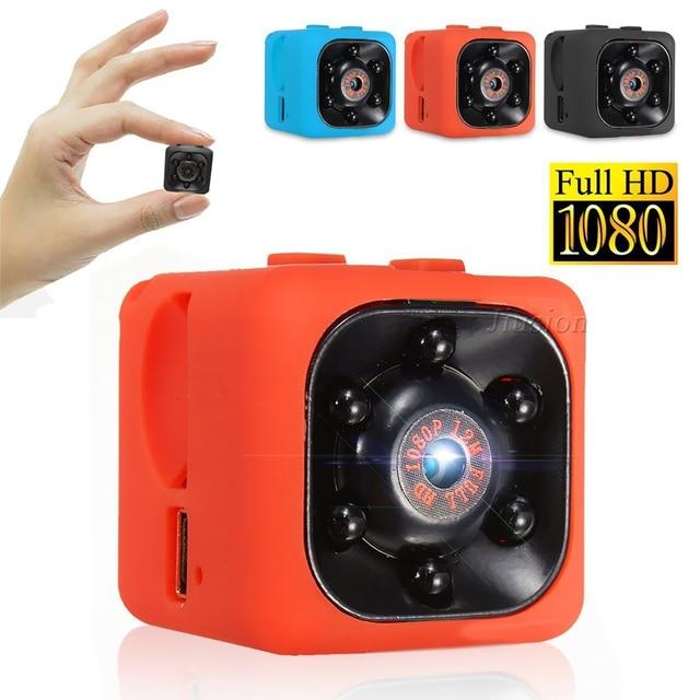 Original SQ8 SQ11 Mini Câmera 1080 p 720 p Gravador de Vídeo Digital Cam Micro Full HD IR Night Vision Menor DV DVR Camcorder