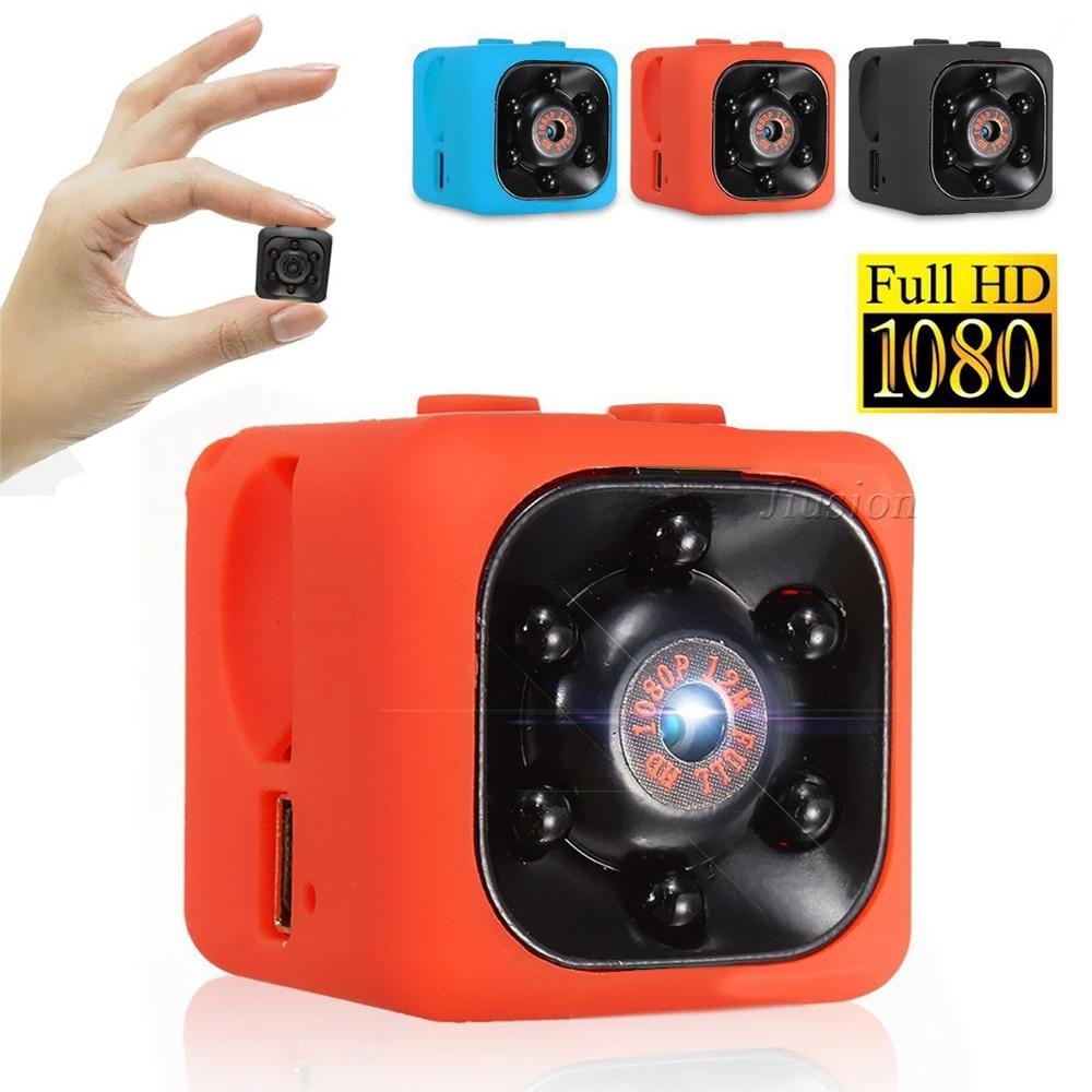 Original SQ8 SQ11 Mini cámara 1080 P 720 p Digital Video Recorder Cam Micro Full HD IR visión nocturna más pequeño DV DVR videocámara