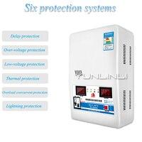 Voltage Stabilizer With Input Voltage 120V 270V & Output 220V 15KVa Household Automatic Stabilized Power Supply Tool TM 15000VA
