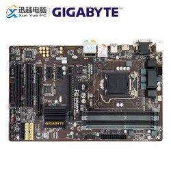 Gigabyte GA B85 HD3 A płyta główna pulpitu B85 HD3 A B85 LGA 1150 i7 i5 i3 DDR3 32G SATA3 USB3.0 DVI VGA HDMI ATX w Płyty główne od Komputer i biuro na