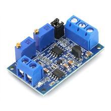Current-to-voltage module 0.4-20mA to 0-3.3V5V10V voltage transmitter, signal conversion conditioning цена