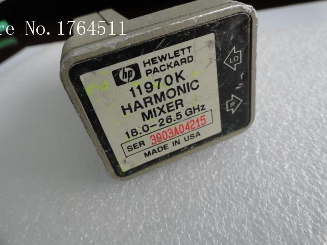 [BELLA] Agilent ORIGINAL 11970K 18.0-26.5GHz Harmonic Mixer Maximum Input Power +20dBm