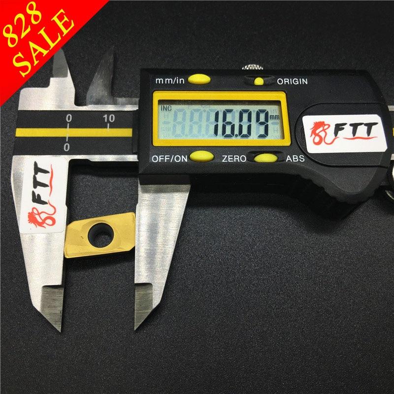 10 SZTUK APMT1604 PDER H2 UE6020 Wkładka z węglika Narzędzia - Obrabiarki i akcesoria - Zdjęcie 2