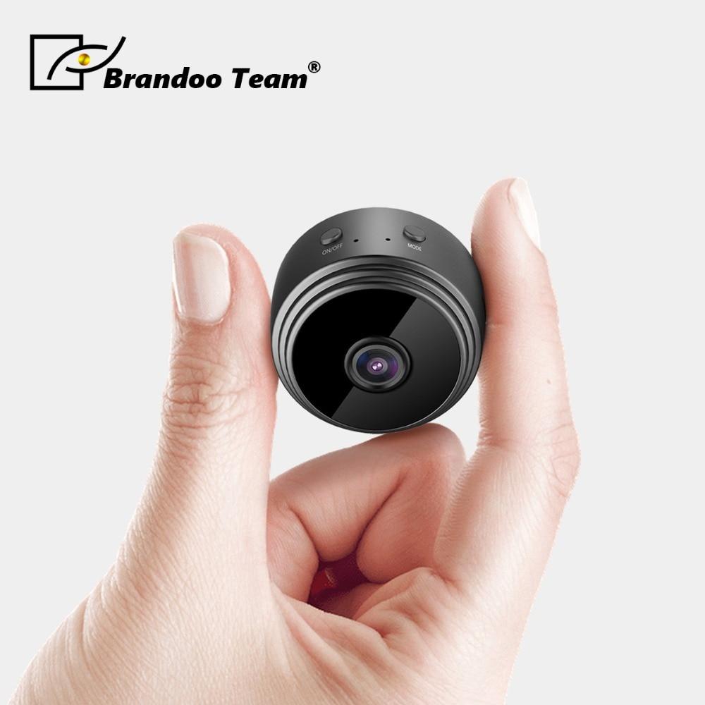 WiFi P2P Mini Camera HD 1080P Wearable IP Camera Motion Sensor Bike Body Micro Mini DV DVR Night Vision Home Security IP Camera